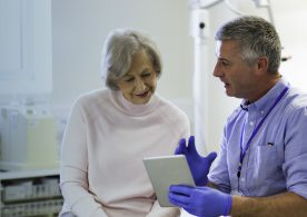 How to tackle patient's privacy and security concerns