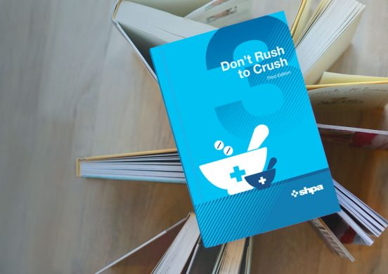 Don't Rush to Crush Edition 3 now available