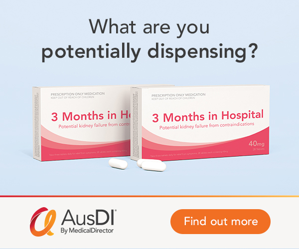 Find out more about AusDI, Australia's deepest and latest medicines content