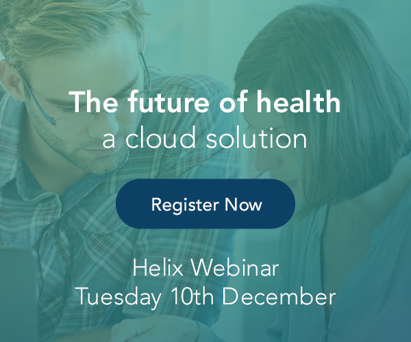 Register now for our free Introduction to Helix Webinar