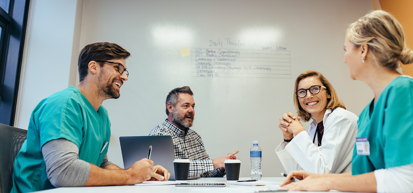How to run an effective practice meeting