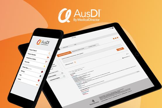 AusDI in app